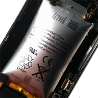 Замена аккумулятора у смартфона